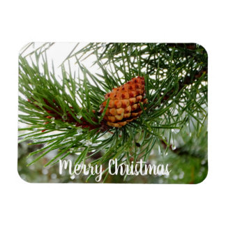 your photo here /text or  family Chritmas Magnet