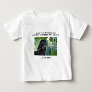 Your Photo! My Best Friend American Pit Bull Mix Shirt
