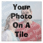 Your Photo On A Tile