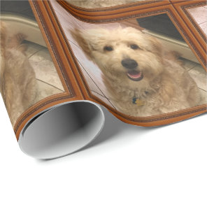 YOUR PHOTO Personalised Wrapping Paper