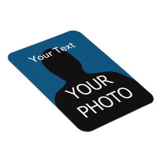 Your Photo Premium Magnet Template
