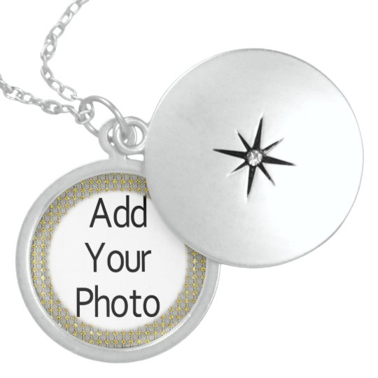 Your Photo Sterling Silver Lockets Necklace