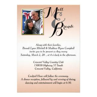 Your Photo Wedding Invitations