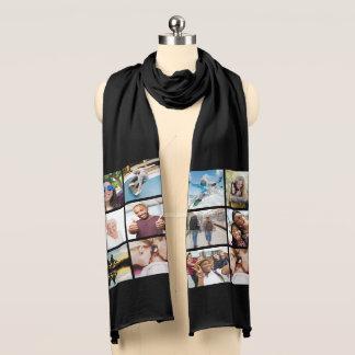 YOUR PHOTOS custom scarf