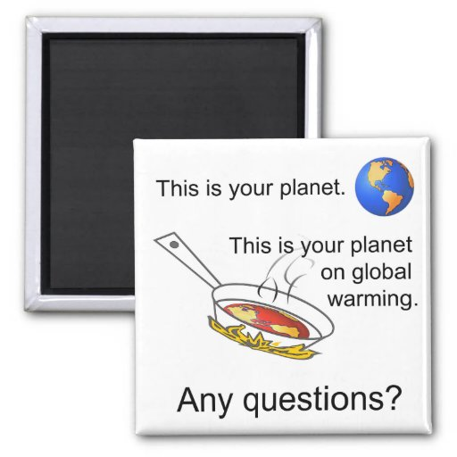 Your Planet - Magnet