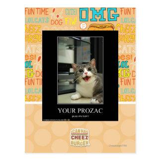Your Prozac Postcards