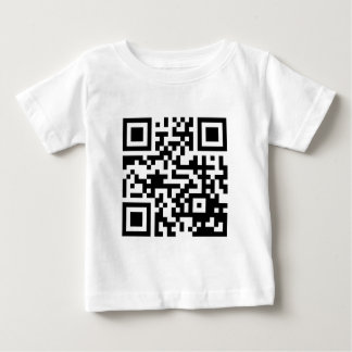 Your Quick QRS Code In Stuff Infant T-Shirt