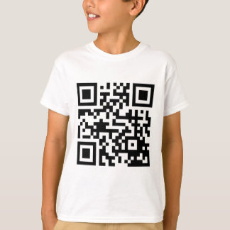 Your Quick QRS Code In Stuff Shirt