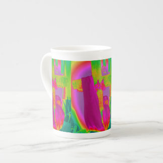 Your rainbow tea cup