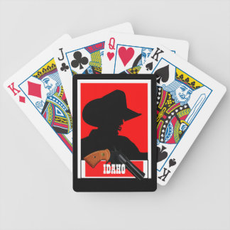 Your State Cowboy Poker Deck