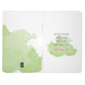 Your Story Matters | Artist/Writer Pocket Journal