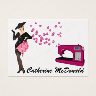 Your Style - fashion - Seamstress - SRF Business Card