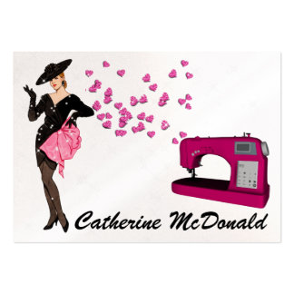Your Style - fashion - Seamstress - SRF Pack Of Chubby Business Cards