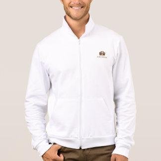 Your Styler Men's American Apparel  Fleece Jacket