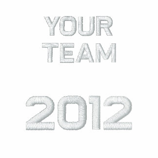 """""""Your Team Here"""" customize-able  Embroidery Track Jackets"""