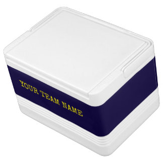 Your Team Name 12 Can Cooler Igloo Cool Box