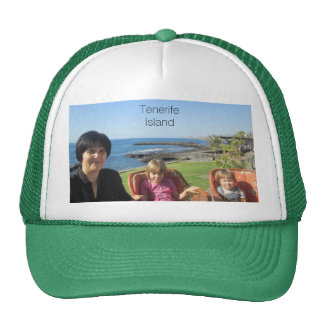 Your Tenerife Island Gift! Change Image Or Text Cap