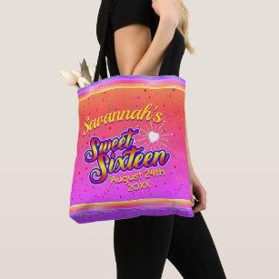 Sweet 16 Ideen.Sweet 16 Birthday Party Bags Zazzle Uk