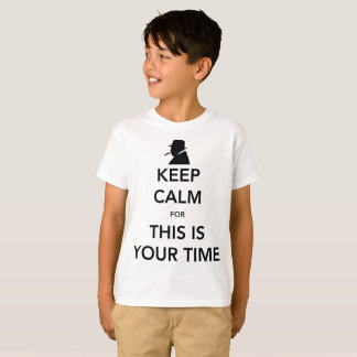 Your Time Boy's T-Shirt