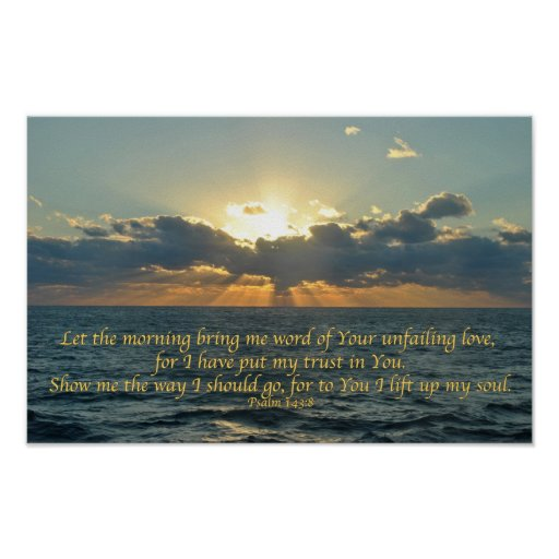 Your Unfailing Love Poster