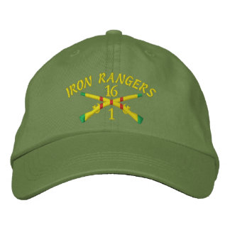 Your Unit Vietnam Crossed Rifles Embroidered Hat