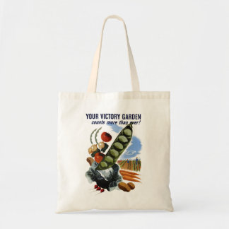 """Your Victory Garden"" Bag"