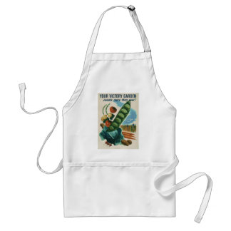 Your victory garden counts more than ever! standard apron