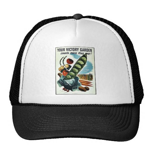 Your Victory Garden Hats