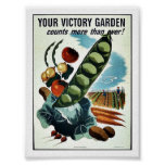 Your Victory Garden Poster