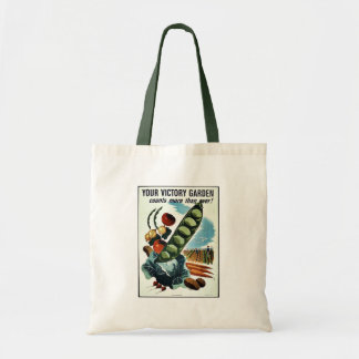 Your Victory Garden Tote Bags