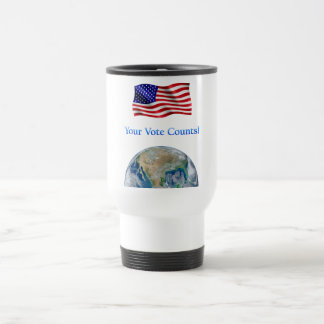 Your Vote Counts - Multiple Products Coffee Mugs