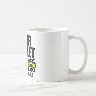 Your Wallet Basic White Mug