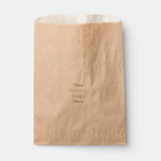 Your Wedding Design Favour Bags