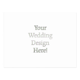 Your Wedding Design Postcard