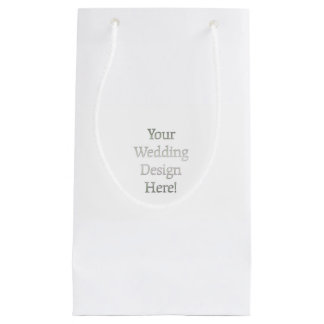 Your Wedding Design Small Gift Bag