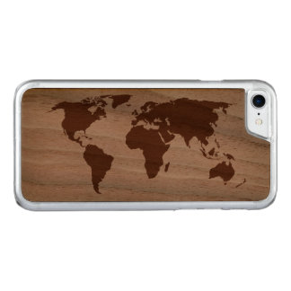Your World - Carved iPhone 8/7 Case