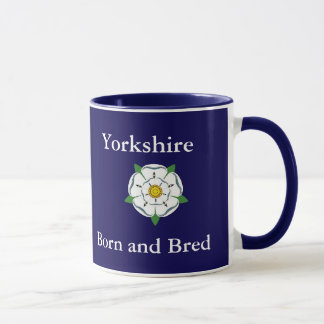Your Yorkshire Town - Born & Bred Mug
