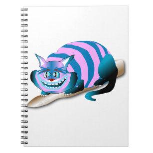 Youra Cheshire Cat Notebook