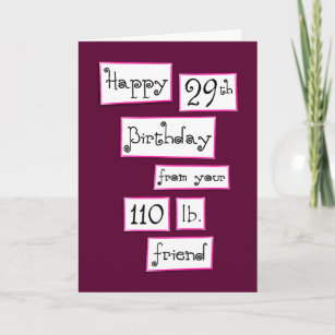 Fun Add A Name Birthday Greeting Card