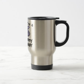 you're A Funny Bunny Coffee Mug