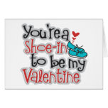 """You're a """"Shoe""""-in to be... Funny Valentine's Day"""