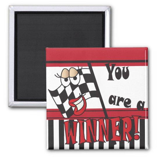 You're a Winner Magnet