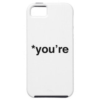 *You're Case For The iPhone 5