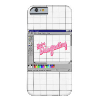 You're Disgusting iPhone Cover