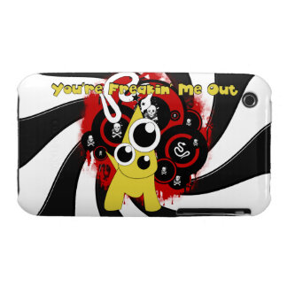 Youre Freakin Me Out iPhone 3G 3GS Barely There iPhone 3 Case-Mate Cases