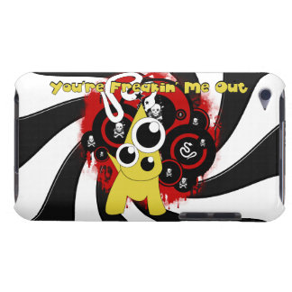 Youre Freakin Me Out iPod Touch Barely There Case Barely There iPod Cases