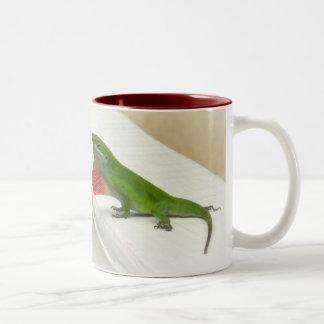You're Hot !!! Two-Tone Coffee Mug