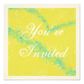 You're Invited 13 Cm X 13 Cm Square Invitation Card