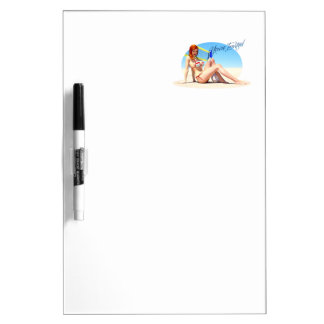 You're Invited Belle Dry-Erase Boards