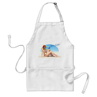 You're Invited Belle Standard Apron
